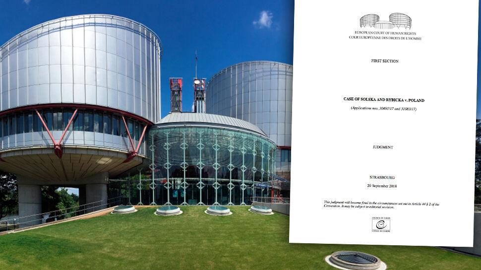 Polska naruszyła prawa człowieka.  Wyrok w sprawie ekshumacji smoleńskich