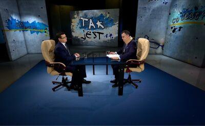 """""""Premier uznał, że profesor Gersdorf jest pierwszym prezesem SN"""". Fragment programu """"Tak jest"""" TVN24"""