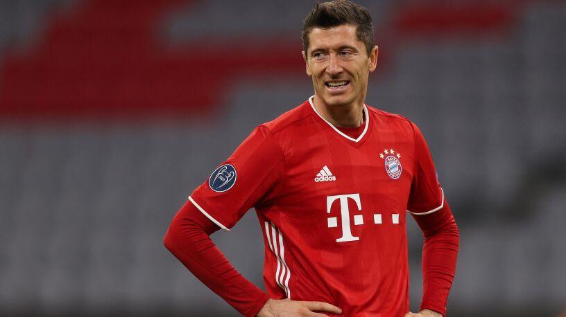 Lewandowski smutny po zmianie. Trener Bayernu komentuje: nie miał powodu