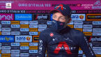 Geoghegan Hart po triumfie w Giro d'Italia 2020