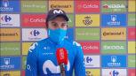Soler po wygraniu 2. etapu Vuelta a Espana