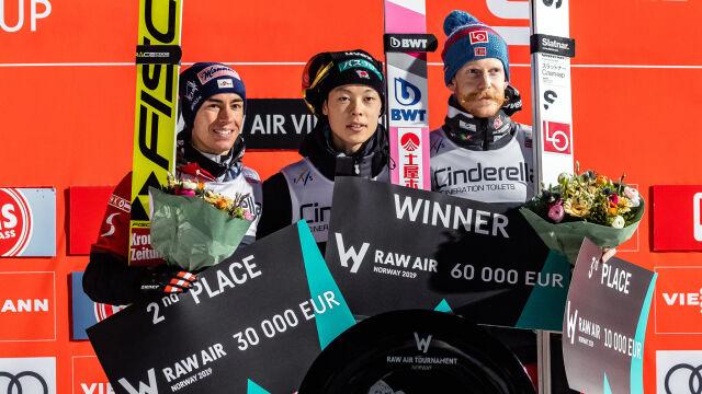 Startuje prawdopodobnie najbardziej szalony turniej w skokach narciarskich