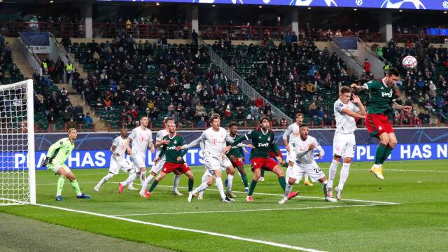 Bayern z kolejną wygraną w Lidze Mistrzów. Lewandowski czeka na pierwszego gola