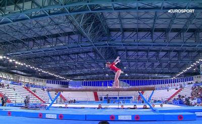 Zawody gimnastyczne podczas Uniwersjady w 2019 roku