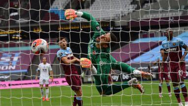 Fabiański był bez szans. Młoty pokonane po pięknym golu Rodrigueza