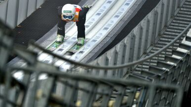 Letnia Grand Prix w  Hinzenbach odwołana