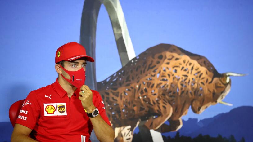 Ferrari dostało ostrzeżenie. Leclerc i Vettel nie trzymają się w bańce