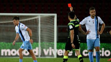 Chciał być jak Suarez, dostał za swoje. Wampir z Lazio zawieszony