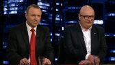 Politycy komentowali na antenie TVN24 wyniki pierwszej tury wyborów prezydenckich