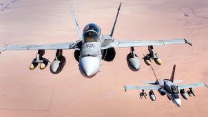 Atak lotnictwa USA w Somalii. Pentagon: zginęło ponad 100 bojowników