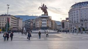 Szef MSZ Macedonii ostrożnym optymistą w sprawie zgody z Grecją na nazwę jego kraju