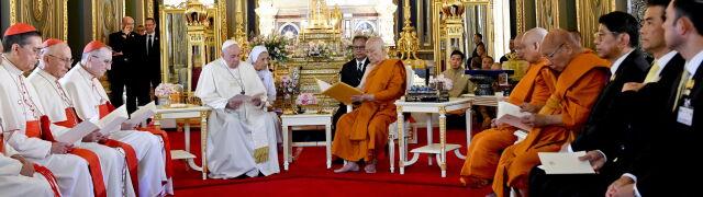 """Papież o """"jednym z głównych problemów moralnych, przed którymi stoi nasze pokolenie"""""""