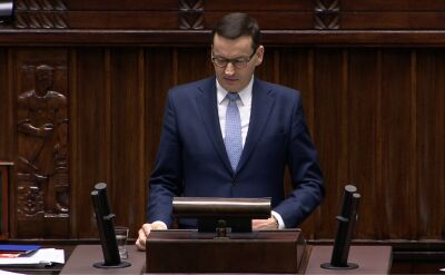 Premier: Inwestujemy w tych, którzy niosą Polskę dalej. W uczniów, w nauczycieli, w oświatę