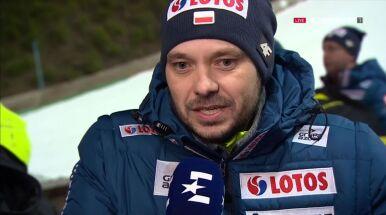 Trener Polaków: ciężko to wszystko skomentować