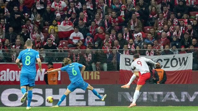 Bramka marzenie, Lewandowski zatańczył z obrońcami