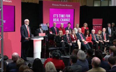 Partia Pracy zapowiada w programie wyborczym radykalną zmianę