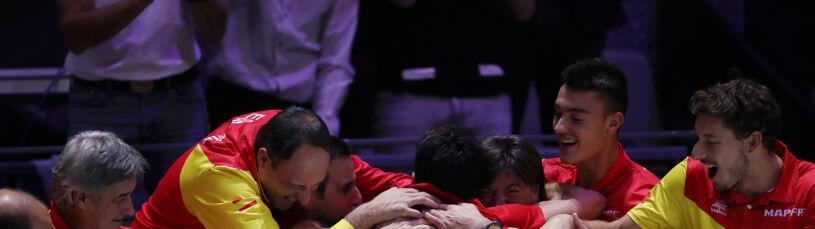 Hiszpański tenisista stracił ojca. Trzy dni później zdobył Puchar Davisa