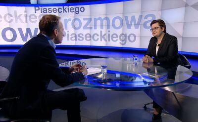 Katarzyna Lubnauer o kandydacie na prezydenta: Kidawa-Błońska jest najlepsza