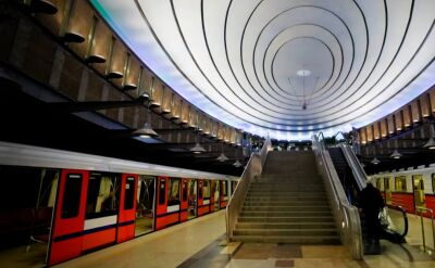 Jest umowa na projekt nowych stacji na pierwszej linii metra