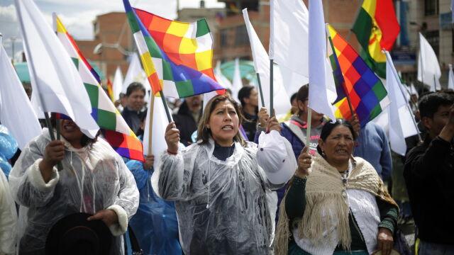 Rozpiszą nowe wybory w Boliwii. Morales nie będzie mógł wystartować