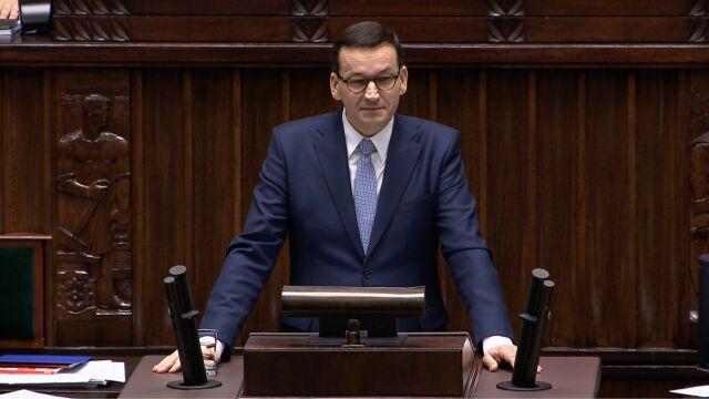 Premier: podnieśliśmy radykalnie nakłady na zdrowie