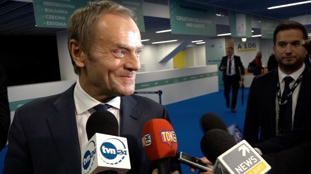 Tusk żegna się z polską polityką?