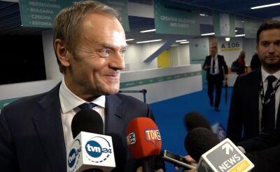 Tusk: to nowy początek, także z polską polityką