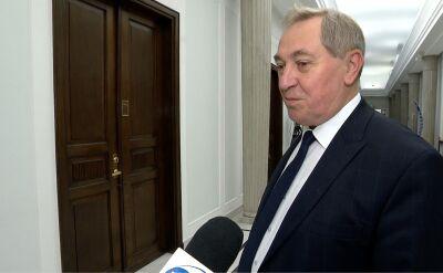 Henryk Kowalczyk o wycofaniu projektu likwidacji 30-krotności składki ZUS