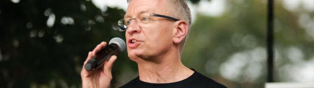 """Prezydent """"wolnego miasta"""" chce walczyć z Andrzejem Dudą"""