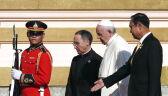 Papież Franciszek z wizytą w Tajlandii