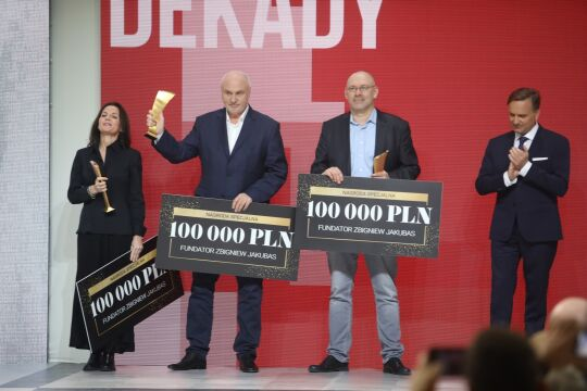 Bianka Mikołajewska, Adam Pieczyński, Paweł Reszka