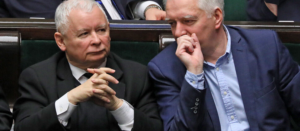 """""""Prezes Kaczyński nie zna słowa zemsta"""""""