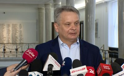 Mirosław Maliszewski o partii Roberta Biedronia