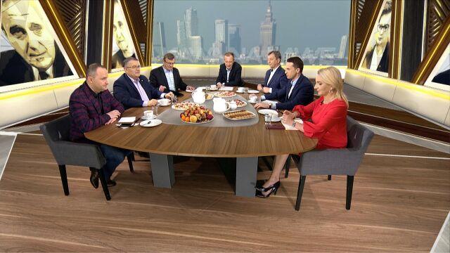 """Politycy dyskutowali w """"Kawie na ławie"""" o reportażu """"Superwizjera"""""""