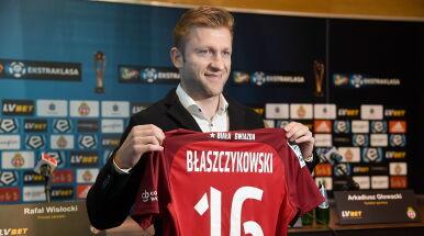 Błaszczykowski powitany przez Wisłę.