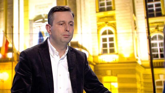 Kosiniak-Kamysz: my możemy sobie sprawdzić pogodę w telefonie, prezes Kaczyński w telefonie ma cały kraj