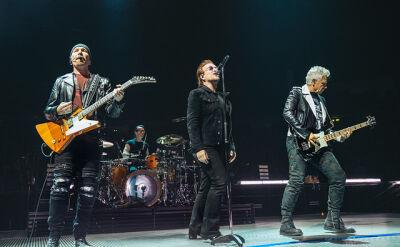 U2 musiała przerwać koncert w Belinie, gdy lider zespołu Bono stracił głos