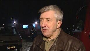 Andrzej Nawrocki, burmistrz Nieszawy
