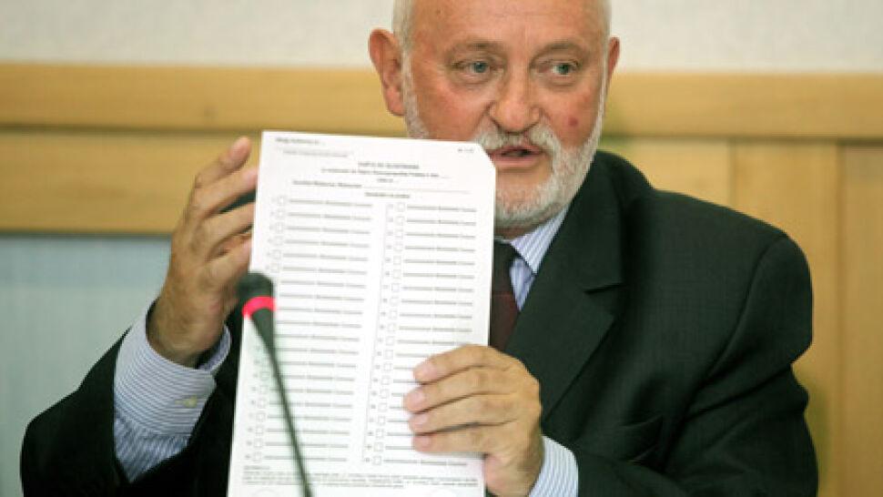 Zmarł Kazimierz Czaplicki, były szef Krajowego Biura Wyborczego