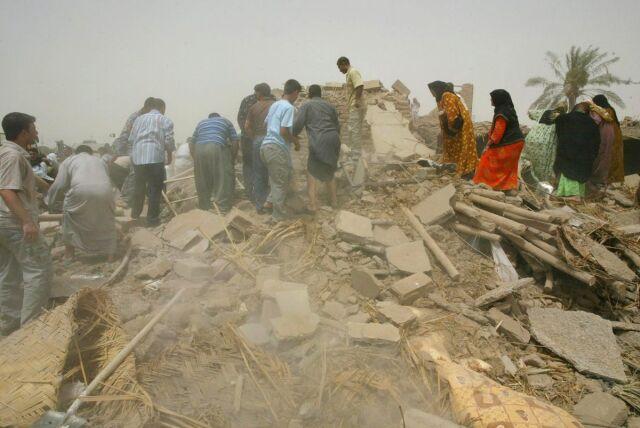 Śmierć pod meczetem - ponad 250 ofiar, 72 nie żyją
