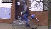Kradzież roweru w oku kamery