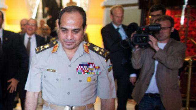 Sisi: Będę kandydować na prezydenta tylko na życzenie narodu
