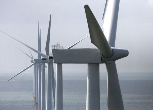 Turbiny wiatrowe ważą 250 ton