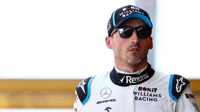 """Kubica wie, że nie ma co marzyć o punktach. """"Chciałem pokazać, że mogę jeździć samochodem F1"""""""