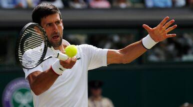 Djoković odprawił Kohlschreibera na starcie Wimbledonu.