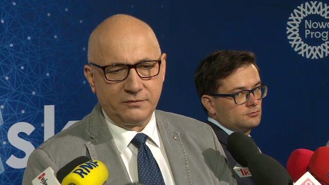Politycy PiS skomentowali propozycje PSL o utworzeniu dwóch bloków opozycyjnych na wybory