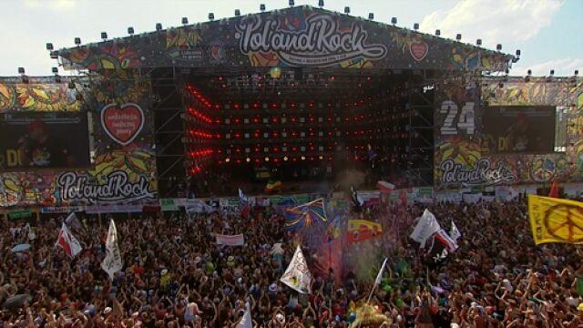 Pol'and'Rock Festiwal znów imprezą o podwyższonym ryzyku