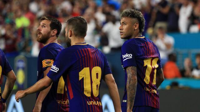 """Szef ligi nie chce Neymara w Barcelonie. """"Wolałbym, żeby nie wracał"""""""