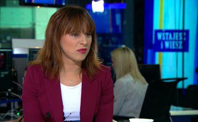 Podwójny rocznik walczy o miejsca w szkołach. Justyna Suchecka gościem TVN24
