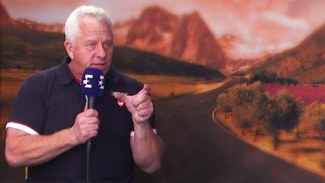 Greg LeMond wbił szpilę Nairo Quintanie przed Tour de France